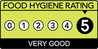 Food Standards Agency food hygiene rating logo
